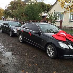 Mercedes E-class w212 & w211 - авто на свадьбу в Хусте - портфолио 3