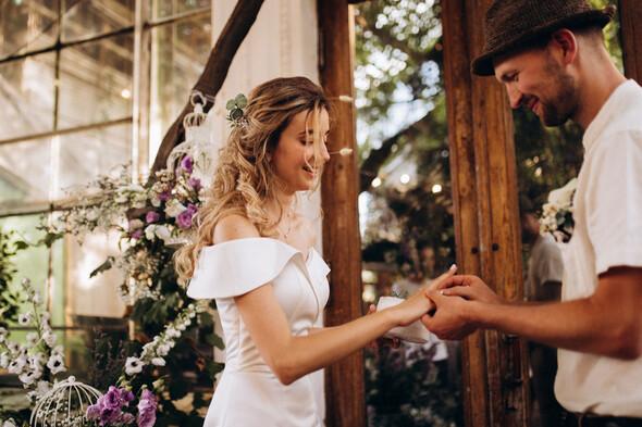 Ksenia & Tim - фото №16