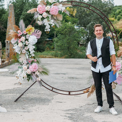 Александр Сергиенко - ведущий в Полтаве - фото 1