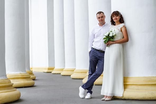Владимир и Наталья - фото №11