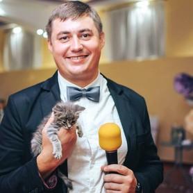 Александр Зущик - ведущий в Житомире - портфолио 1