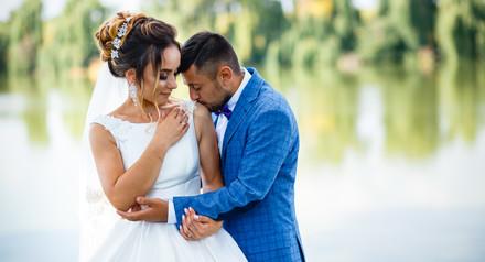 Знижка на весільну зйомку