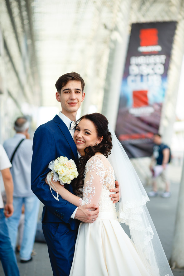 Анастасія і Олег - фото №12