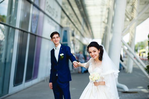 Анастасія і Олег - фото №17