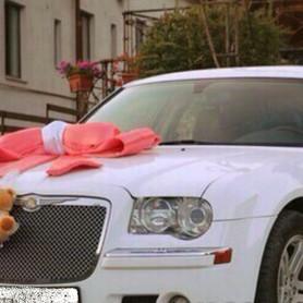 Chrysler 300C & Mercedes w211 - авто на свадьбу в Хусте - портфолио 1