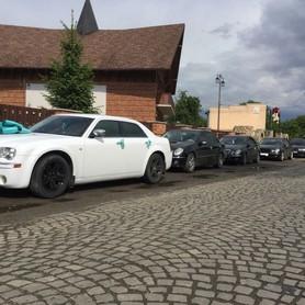 Chrysler 300C & Mercedes w211 - авто на свадьбу в Хусте - портфолио 4