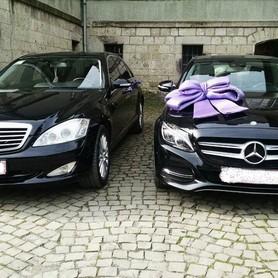 Mercedes S-class w221 & C-class w205 - авто на свадьбу в Хусте - портфолио 2