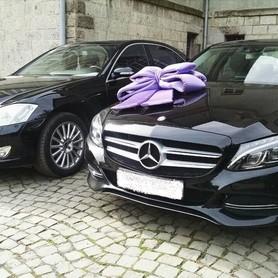 Mercedes S-class w221 & C-class w205 - авто на свадьбу в Хусте - портфолио 1