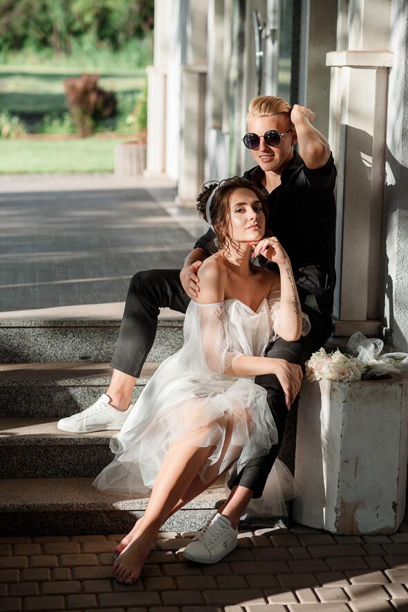 Лиза и Кирилл - фото №12