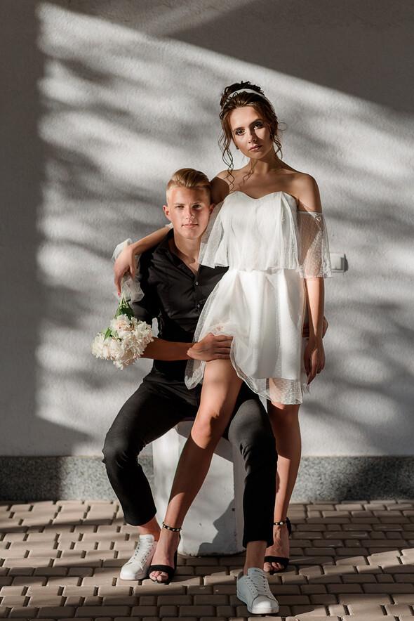 Лиза и Кирилл - фото №6