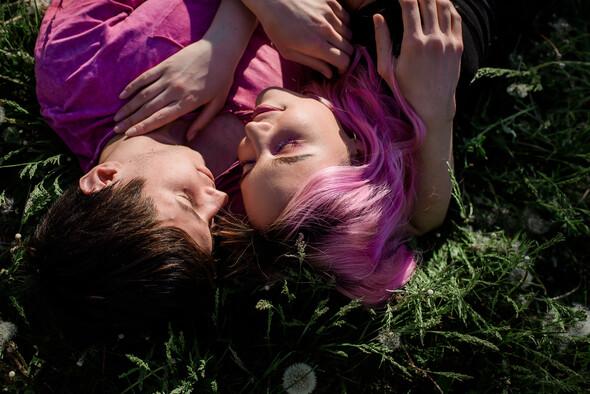 Love Story Алина и Максим - фото №9