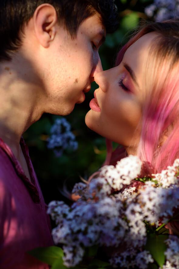 Love Story Алина и Максим - фото №12
