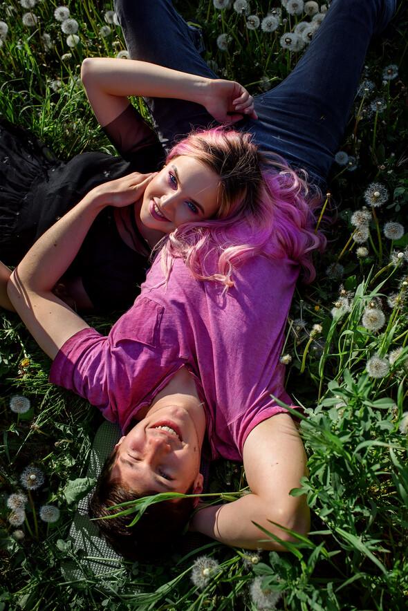 Love Story Алина и Максим - фото №5