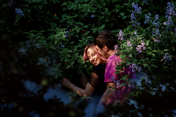 Love Story Алина и Максим - фото №14