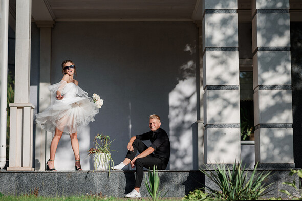 Лиза и Кирилл - фото №1