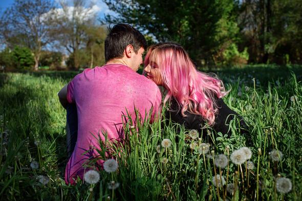 Love Story Алина и Максим - фото №15