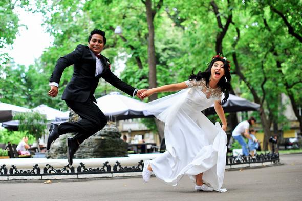 Wedding Story Liza&Prajwaljit - фото №14