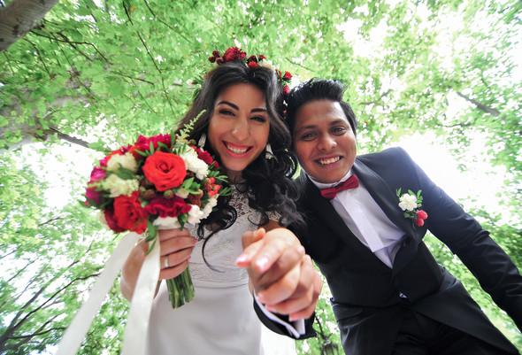 Wedding Story Liza&Prajwaljit - фото №13