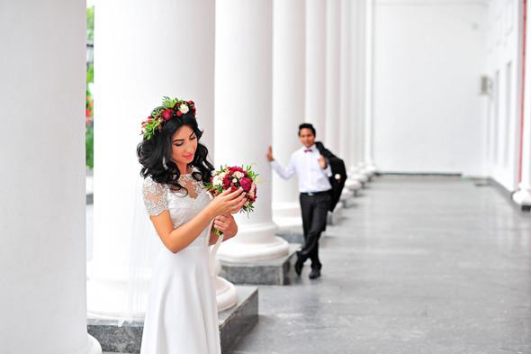 Wedding Story Liza&Prajwaljit - фото №7
