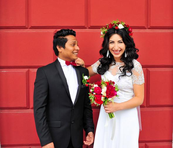 Wedding Story Liza&Prajwaljit - фото №8
