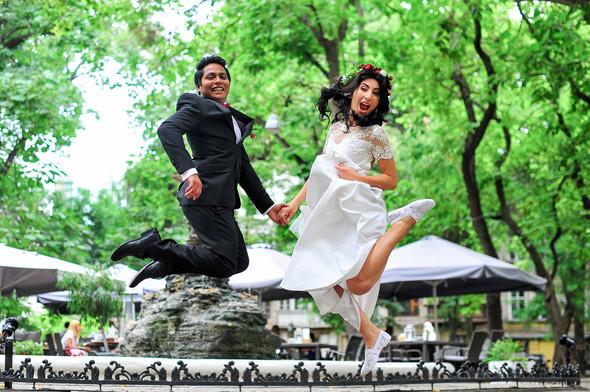 Wedding Story Liza&Prajwaljit - фото №15