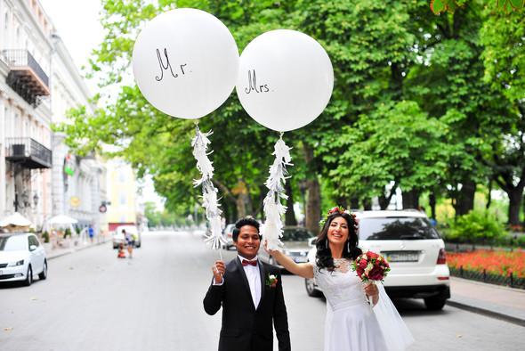 Wedding Story Liza&Prajwaljit - фото №11