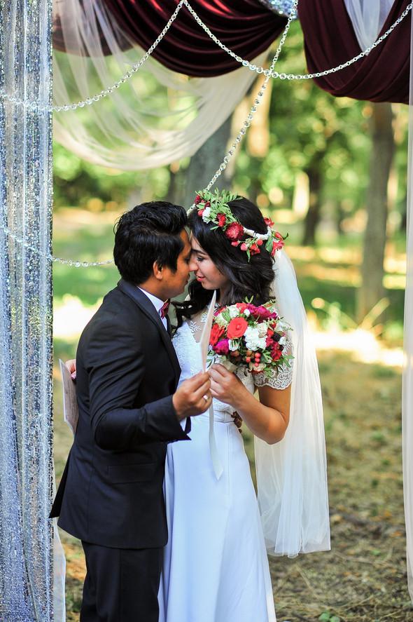 Wedding Story Liza&Prajwaljit - фото №17