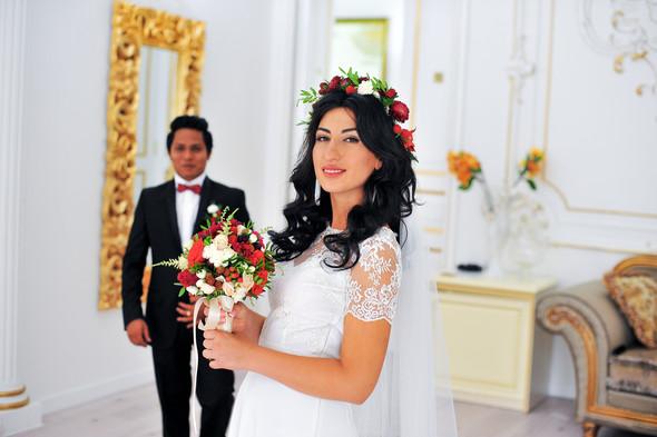 Wedding Story Liza&Prajwaljit - фото №6