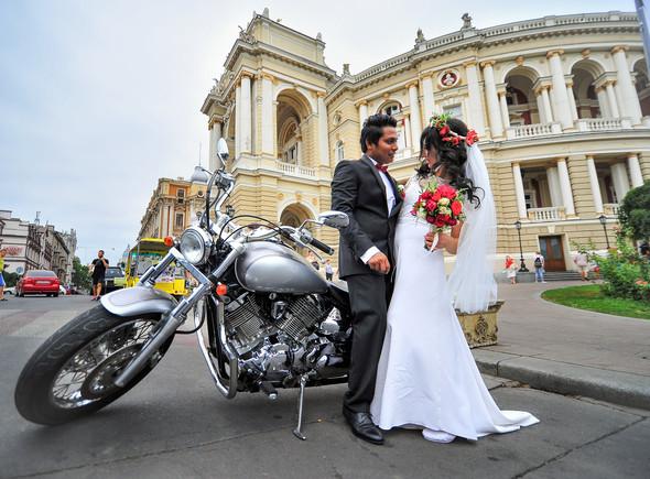 Wedding Story Liza&Prajwaljit - фото №10