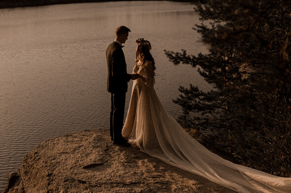 Вадим и Валерия - фото №29