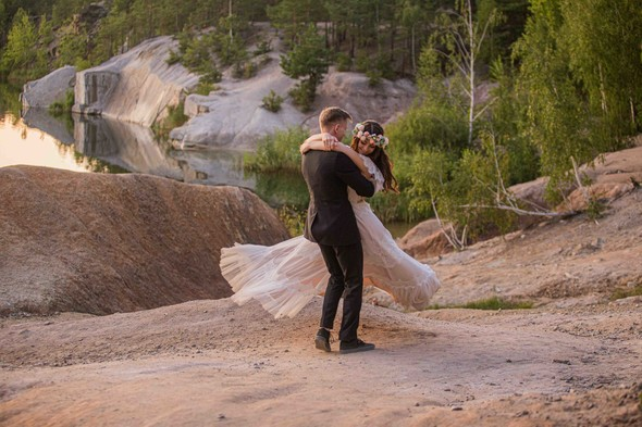 Вадим и Валерия - фото №65