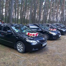 Toyota Camry Тойота Кемри Сумы - авто на свадьбу в Сумах - портфолио 2