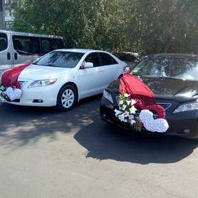 Toyota Camry Тойота Кемри Сумы - авто на свадьбу в Сумах - портфолио 1