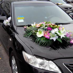 Toyota Camry Тойота Кемри Сумы - авто на свадьбу в Сумах - портфолио 6