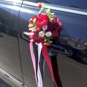 Toyota Camry Тойота Кемри Сумы - авто на свадьбу в Сумах - портфолио 4