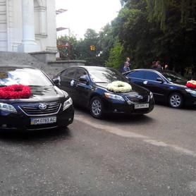 Toyota Camry Тойота Кемри Сумы - авто на свадьбу в Сумах - портфолио 3