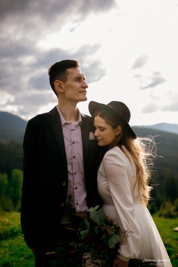 Свадьба Карины и Димы - фото №56