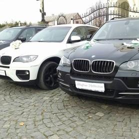 BMW X6 Біла & X5 чорні - авто на свадьбу в Хусте - портфолио 1