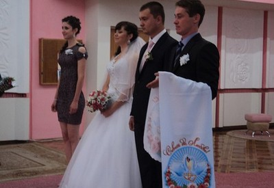 Городской ЗАГС Чернигова - портфолио 2