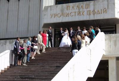 Городской ЗАГС Чернигова - портфолио 3