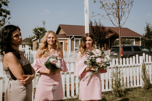 Retriver Wedding - фото №60
