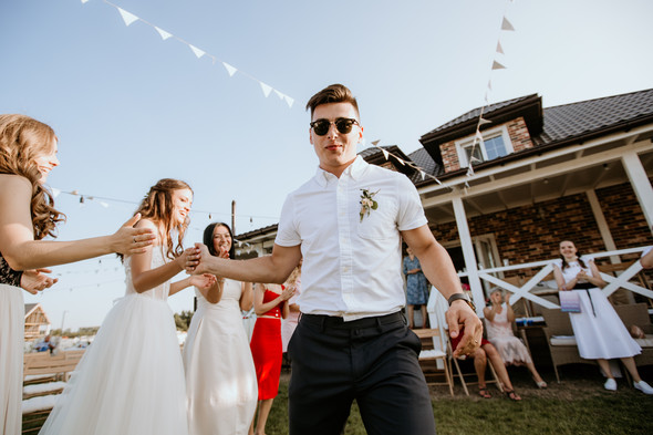 Retriver Wedding - фото №123
