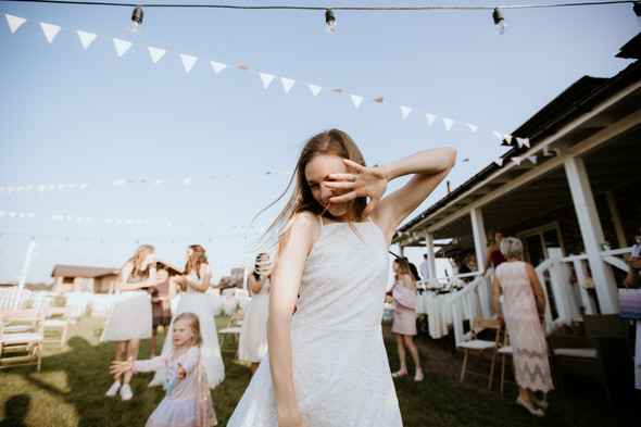 Retriver Wedding - фото №116