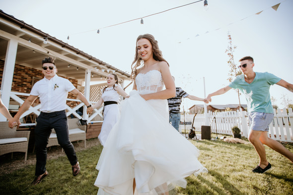 Retriver Wedding - фото №109