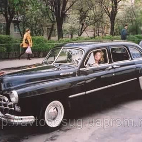 ЗИМ - авто на свадьбу в Виннице - портфолио 3