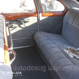 ЗИМ - авто на свадьбу в Виннице - портфолио 2