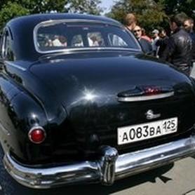 ЗИМ - авто на свадьбу в Виннице - портфолио 4