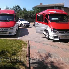 Mercedes Sprinter  - портфолио 4