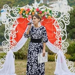 Елена Лепская - выездная церемония в Краматорске - фото 1