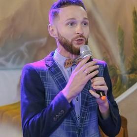 Sasha Lepsky - ведущий в Харькове - портфолио 2